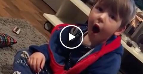 Batman Calls A Young Boy | Boy Gets A Call From a Marvel Superhero