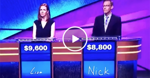 Alex Trebek Tells Guy His Coolio Answer on Jeopardy! Was Wrong
