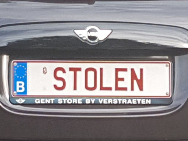 The most stolen cars in the US in 2016