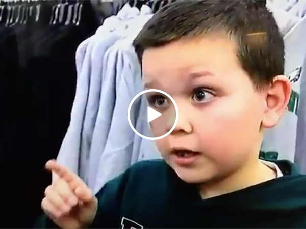 Young Eagles Fan Gives The Game Plan To Winning the Super Bowl