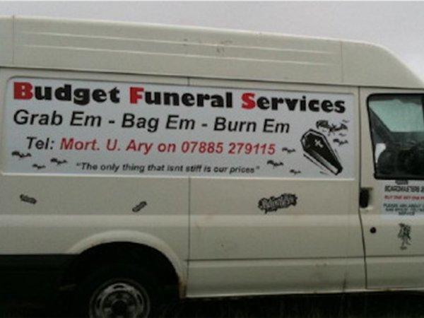 The British sense of humor certainly is unique