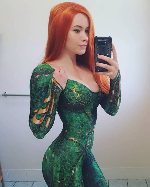 nic the pixie 23 1 2018 15 8 4 445 Cosplayer Nichameleon is cute in any color (26 Photos)