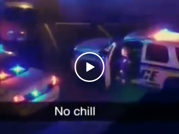 Playing the Cops theme song should be an arrest requirement (Video)