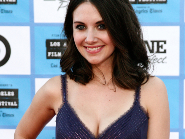 Sexy Alison Brie Gif gallery