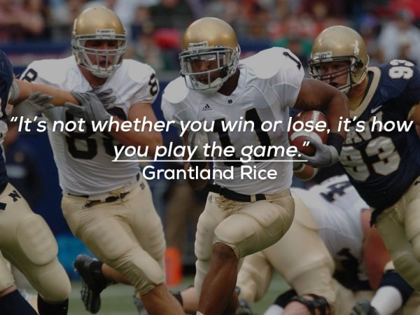 Inspirational quotes about the importance of winning