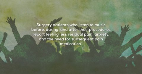 Facts about how music affects the human body