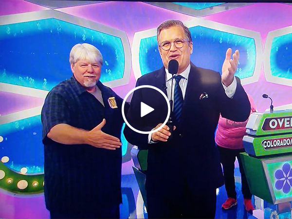 A Missed Handshake Opportunity on the Price is Right