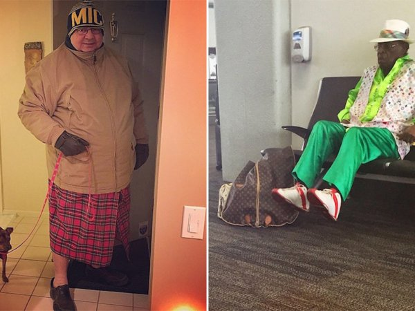 Forget Chanel, Dads are the ultimate fashion icons