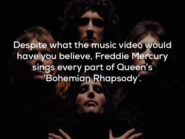 Some surprising facts about the world of music