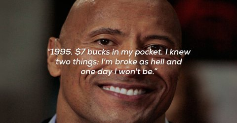 Epic quotes from Dwayne 'The Rock' Johnson