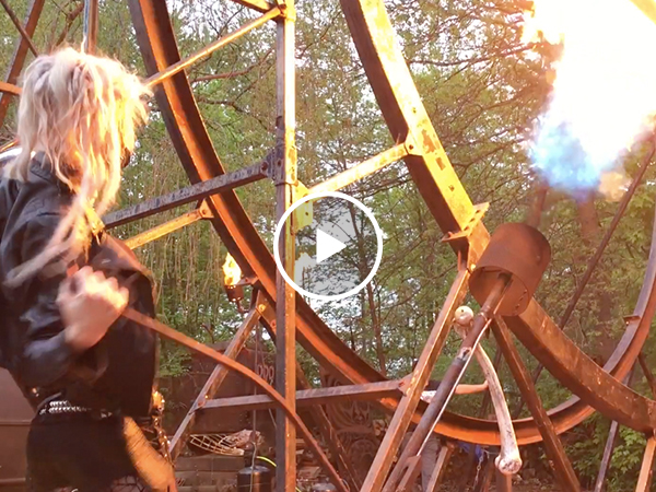 Speedcult's Roaster Coaster looks like a badass fun time (Video)