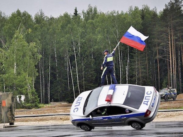 Russia is the number one exporter of crazy