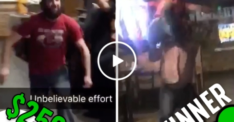 theCHIVE's $250 weekly video winner is a hilarious Dirty Dancing FAIL