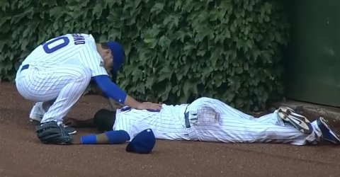 Some of the worst injuries in the history of baseball
