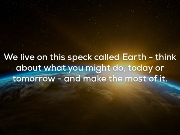 Neil deGrasse Tyson quotes to help you explore your inner space