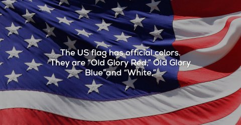 Fascinating facts about the Unites States of America