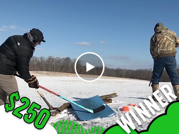 Canadian skeet shooting is this week's $250 winner (Video)