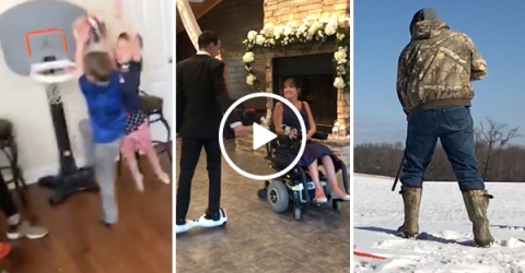 The top user submitted videos of week 12! (Vote)