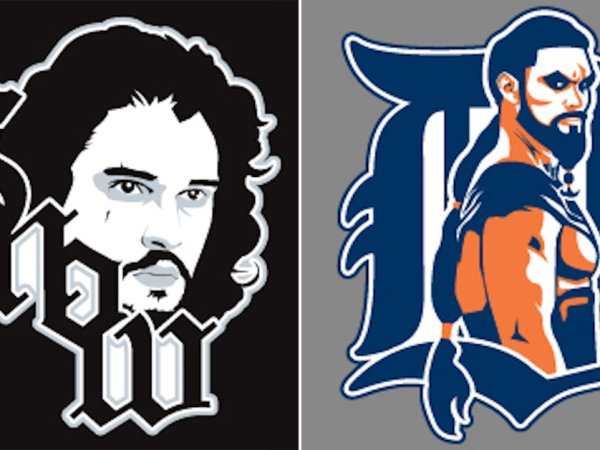 If Game of Thrones' characters were baseball team