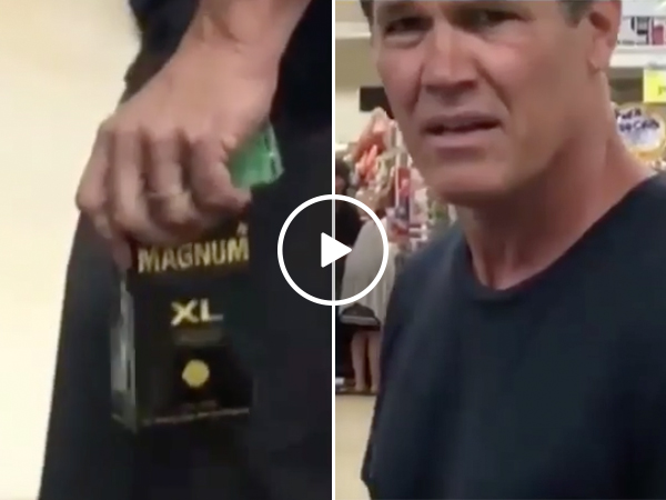 Josh Brolin Tries to Buy XL Condoms and His Wife Corrects Him