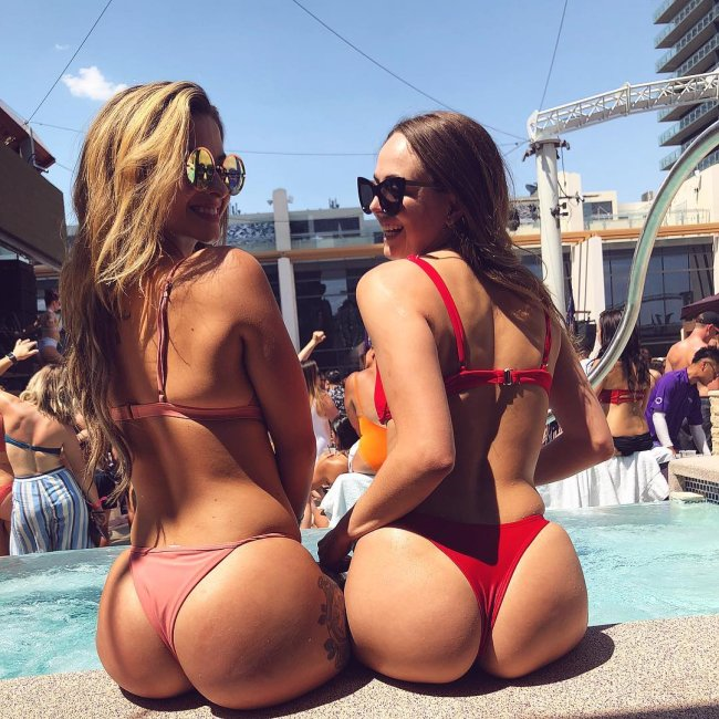 Weather Girl Hotness! Don't forget your wingman this weekend (99 Photos)