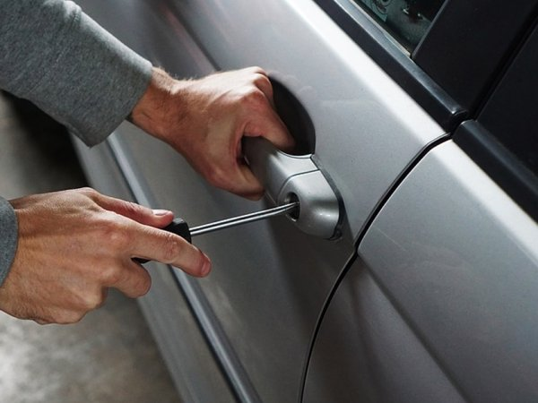 The US cities with the highest and lowest rates of vehicle theft