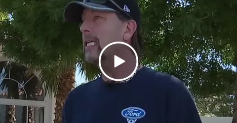 Guy Buys Junk Cars and Puts them in Front Yard to Piss off Neighbors