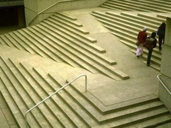 Clever and really amusing acts of world design