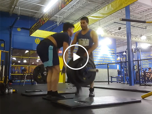 Weightlifter Attacks Fellow Gym Member For Deadlifting Weights