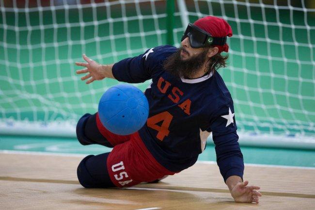 do you even goalball bro 12 photos 12 Do you even goalball, bro? (12 Photos)