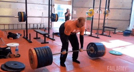 gym fails are definitely my kind of motivation 16 Gym fails are definitely my kind of motivation (14 GIFs)
