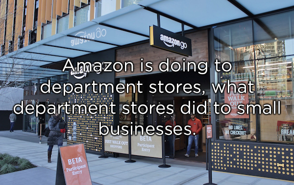 amazon is doing to dept stores copy Shower thoughts are a real mind f*ck! (20 Photos)