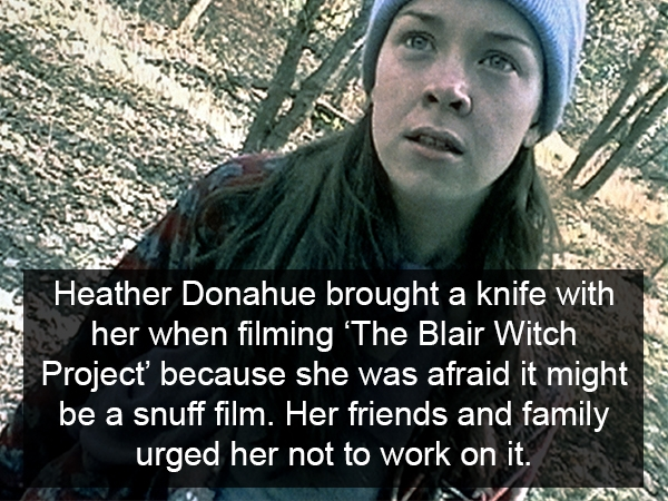 horror 20 photos 16 Disturbing facts about your favorite horror films (20 Photos)