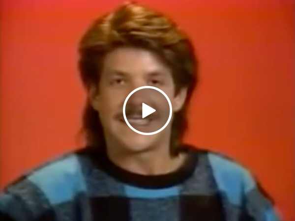 This 80s Dating Service Montage will make you really thankful for Tinder (Video)
