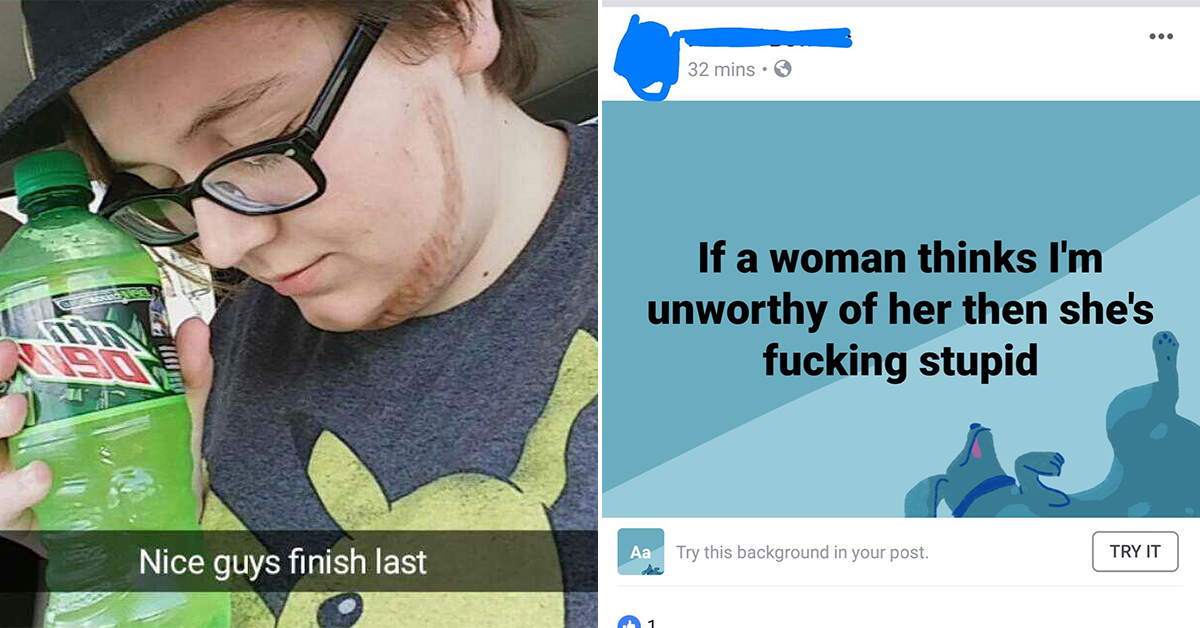 Nice Guys are the definition of cringe : theCHIVE