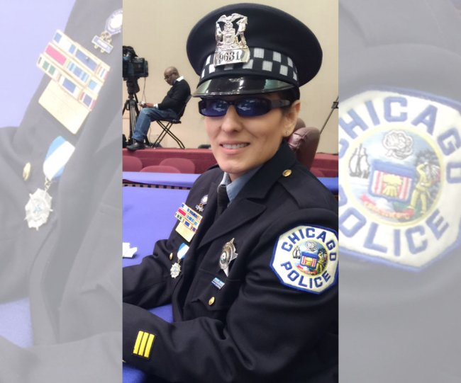 chicago cop is the definition of courage 6 photos 6 Chicago cop is the definition of courage (6 Photos)