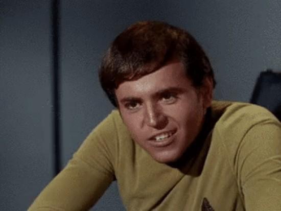 inappropriate profanity on star trek gifs is what we live for x gifs 13 8 Inappropriate profanity on Star Trek gifs is what well beam up for (18 GIFs)