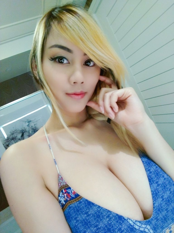 Blond asian pics