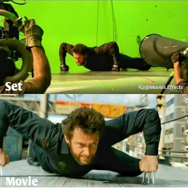 visual effects before and after shots show movie magic in the making 36 photos 10 Visual effects before and after shots show movie magic in the making (36 Photos)