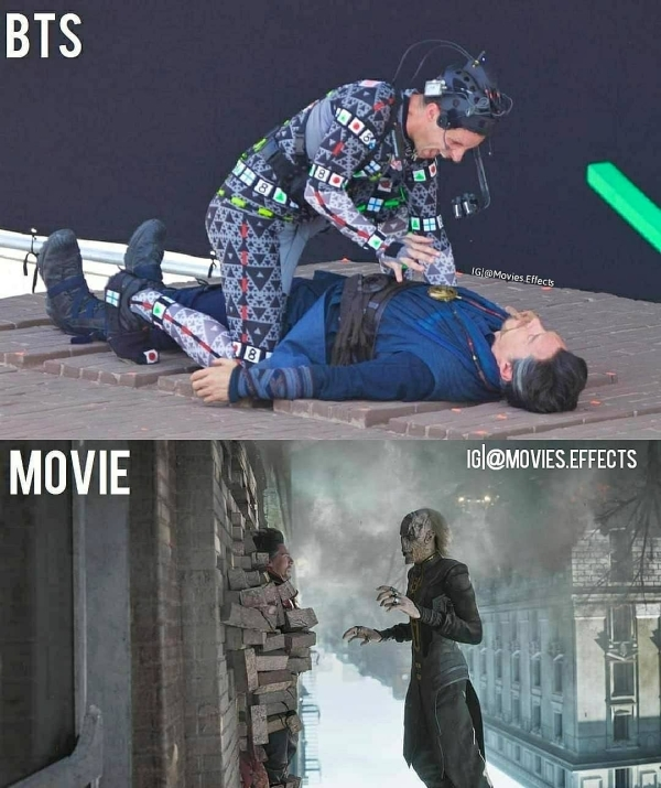 visual effects before and after shots show movie magic in the making 36 photos 11 Visual effects before and after shots show movie magic in the making (36 Photos)