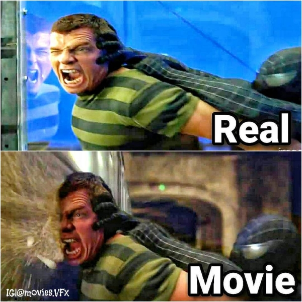 visual effects before and after shots show movie magic in the making 36 photos 18 Visual effects before and after shots show movie magic in the making (36 Photos)