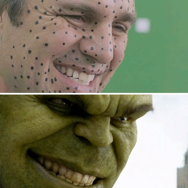 visual effects before and after shots show movie magic in the making 36 photos 19 Visual effects before and after shots show movie magic in the making (36 Photos)
