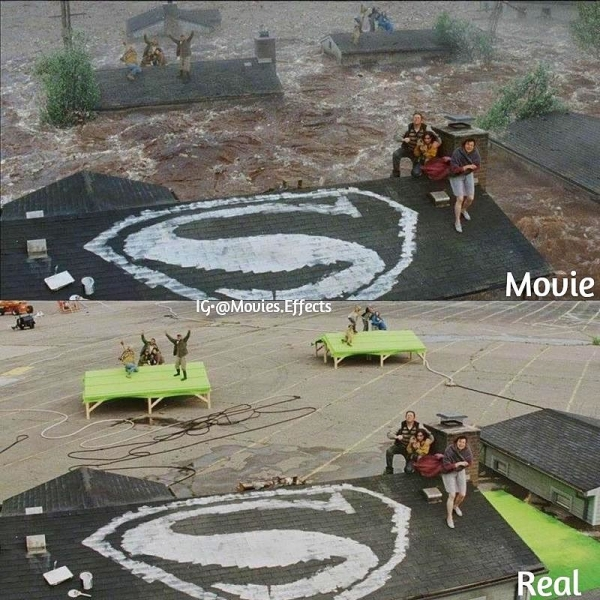 visual effects before and after shots show movie magic in the making 36 photos 20 Visual effects before and after shots show movie magic in the making (36 Photos)