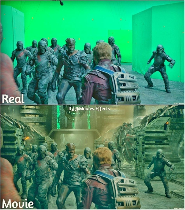 visual effects before and after shots show movie magic in the making 36 photos 23 Visual effects before and after shots show movie magic in the making (36 Photos)