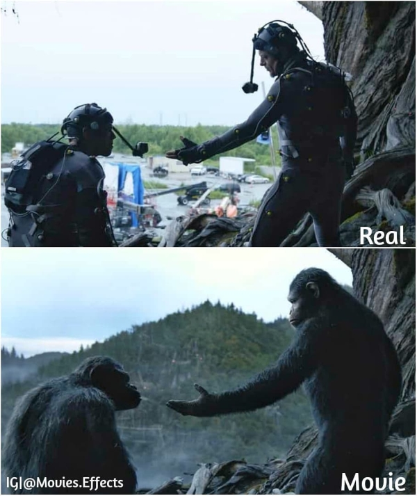 visual effects before and after shots show movie magic in the making 36 photos 25 1 Visual effects before and after shots show movie magic in the making (36 Photos)