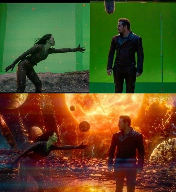 visual effects before and after shots show movie magic in the making 36 photos 25 10 Visual effects before and after shots show movie magic in the making (36 Photos)