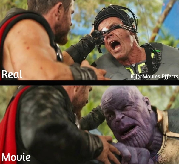visual effects before and after shots show movie magic in the making 36 photos 25 2 Visual effects before and after shots show movie magic in the making (36 Photos)