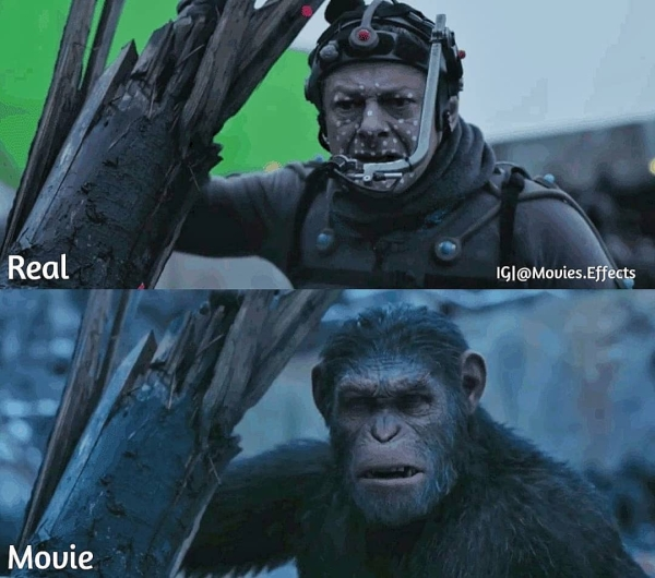 visual effects before and after shots show movie magic in the making 36 photos 25 6 Visual effects before and after shots show movie magic in the making (36 Photos)