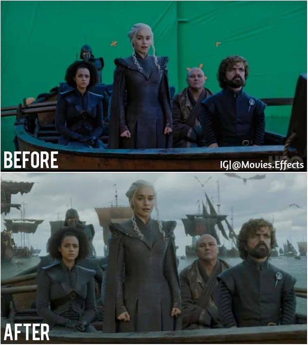 visual effects before and after shots show movie magic in the making 36 photos 25 7 Visual effects before and after shots show movie magic in the making (36 Photos)
