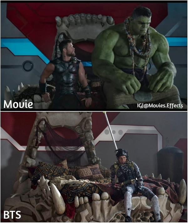 visual effects before and after shots show movie magic in the making 36 photos 25 8 Visual effects before and after shots show movie magic in the making (36 Photos)